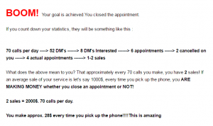 Swipe these 4 Scripts to Skyrocket your Appointments – Smart